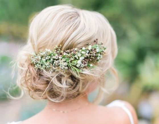 Fryzury ślubne dla cienkich włosów