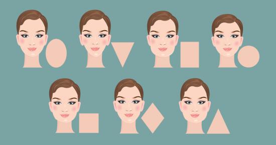 Fryzury ślubne - jak ustalić kształt twarzy?