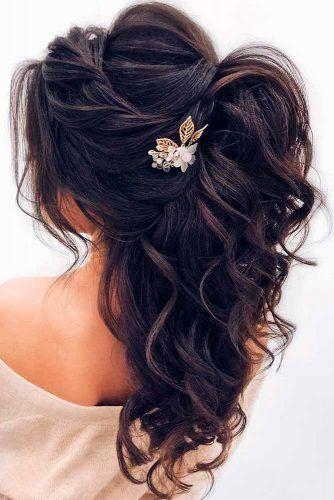 fryzury ślubne dla świadkowej - rozpuszczone- zdjęcie 8