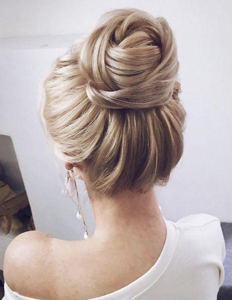 fryzury ślubne dla świadkowej - upięcie - zdjęcie 4