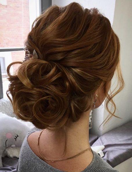 fryzury ślubne dla świadkowej - upięcie - zdjęcie 1