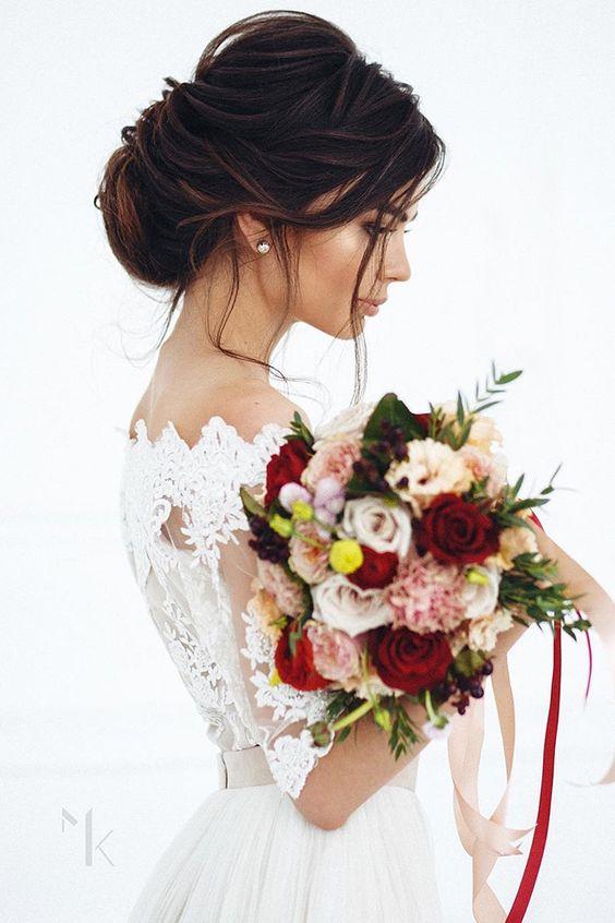 Fryzury ślubne Dla Wysokich Kobiet Weddingpl Inspiruje