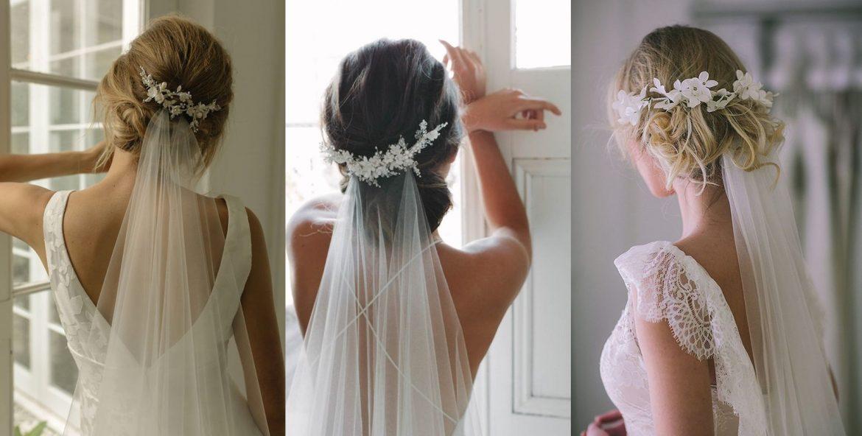 Fryzury ślubne - romantyczne upięcia - zdjęcie 3