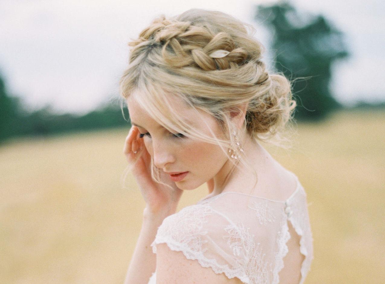 Fryzury ślubne W Stylu Boho Ponad 30 Inspiracji Weddingpl Inspiruje