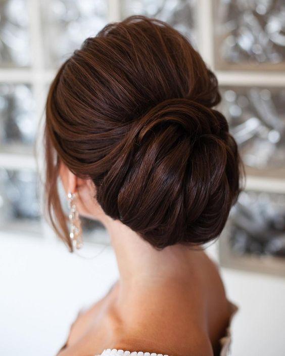 Fryzury ślubne W Stylu Glamour 30 Pięknych Inspiracji