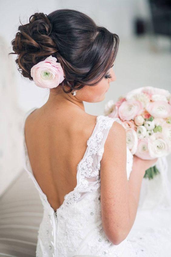 Fryzury ślubne W Stylu Glamour 30 Pięknych Inspiracji Weddingpl