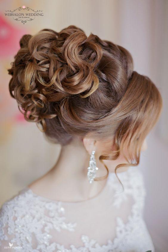 Fryzury ślubne Z Lokami Weddingpl Podpowiada I Inspiruje