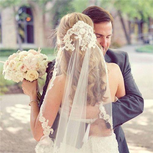 Fryzury ślubne Z Welonem Najlepsze Uczesania Z Welonem
