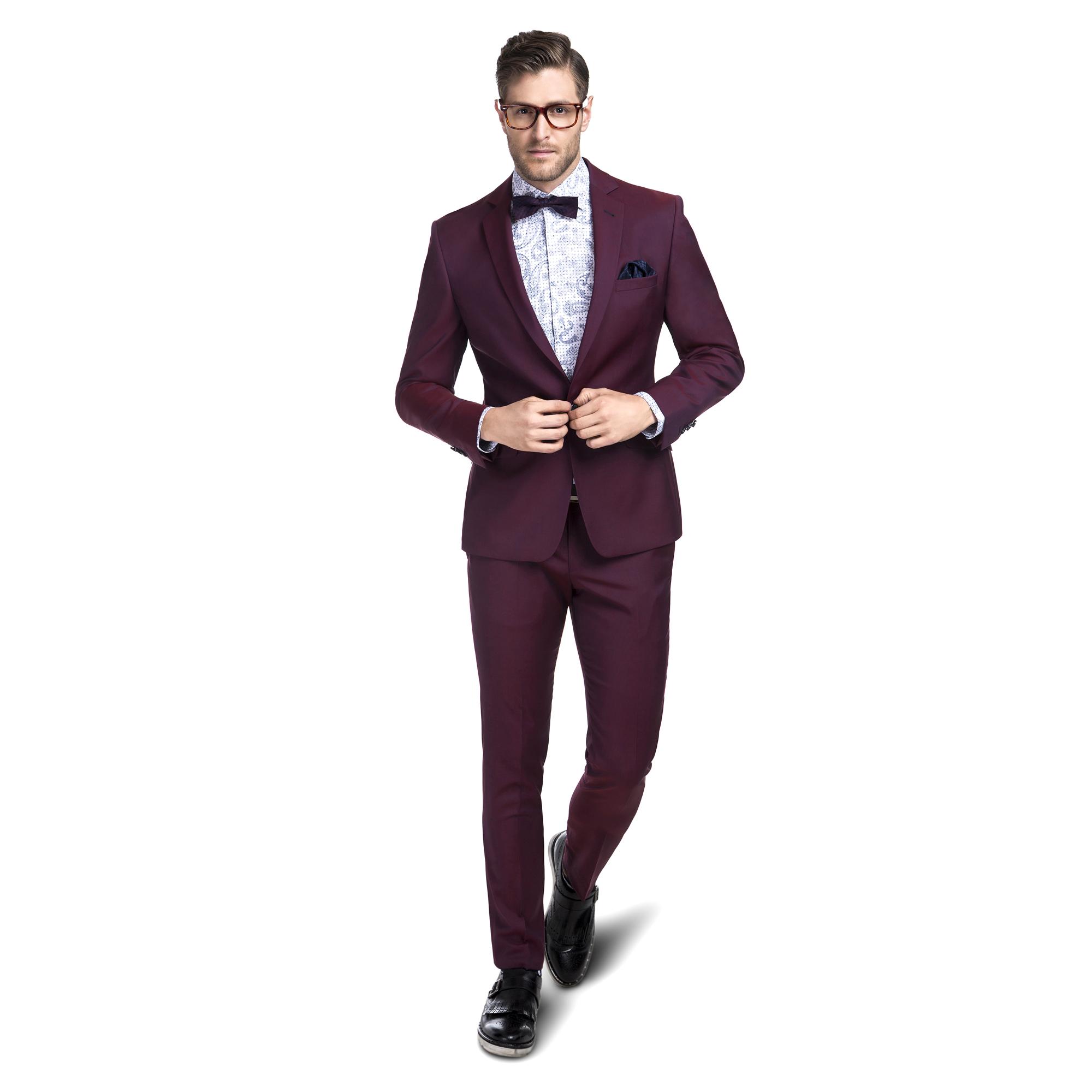 garnitur dla pana młodego - jesienne trendy