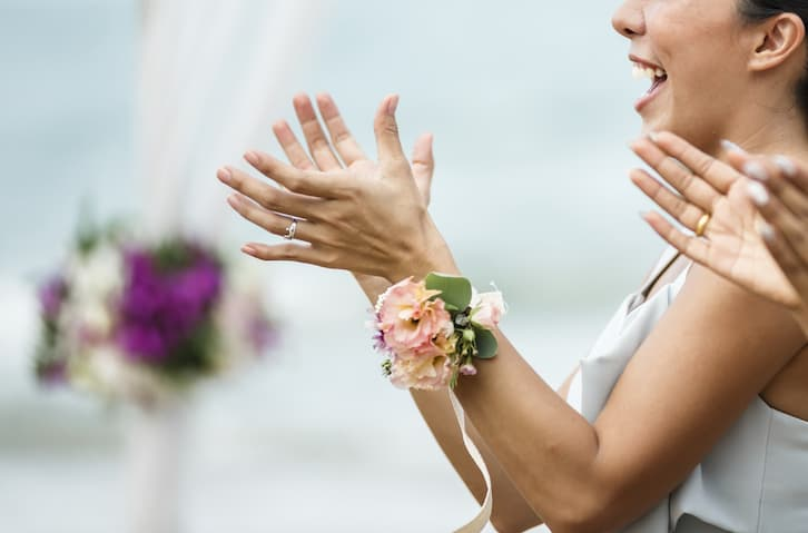 świadkowa korsarz na ręce jak wypisać zaproszenia ślubne