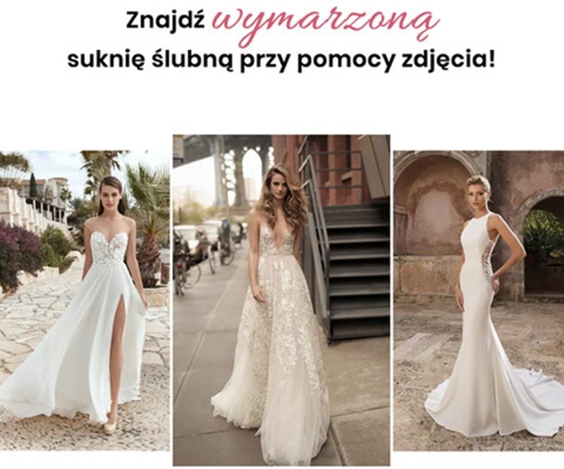 Graficzna wyszukiwarka sukni ślubnych - zdjęcie 2