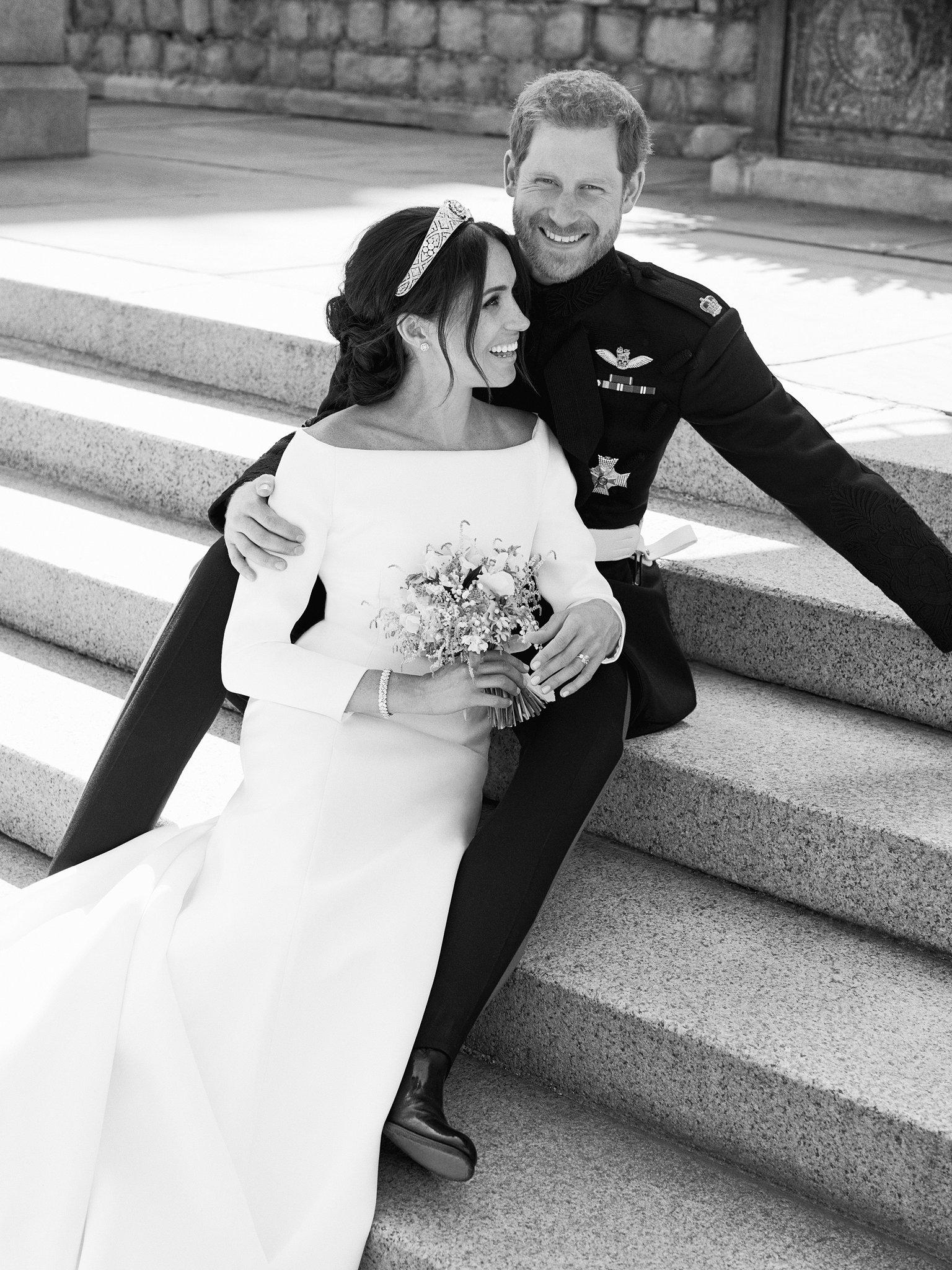 Książę Harry i Meghan Markle - zdjęcie 1