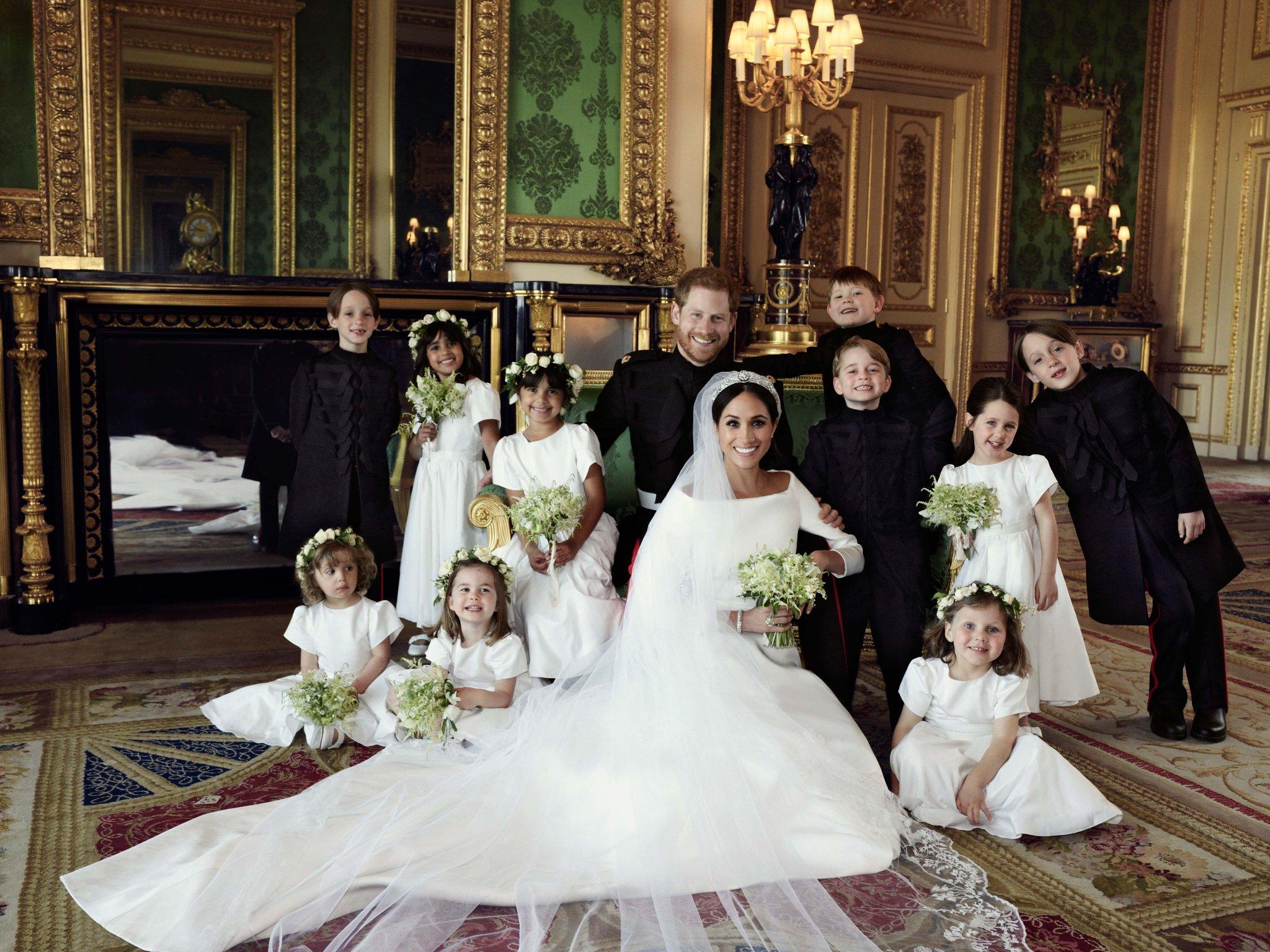 Książę Harry i Meghan Markle - zdjęcie 3