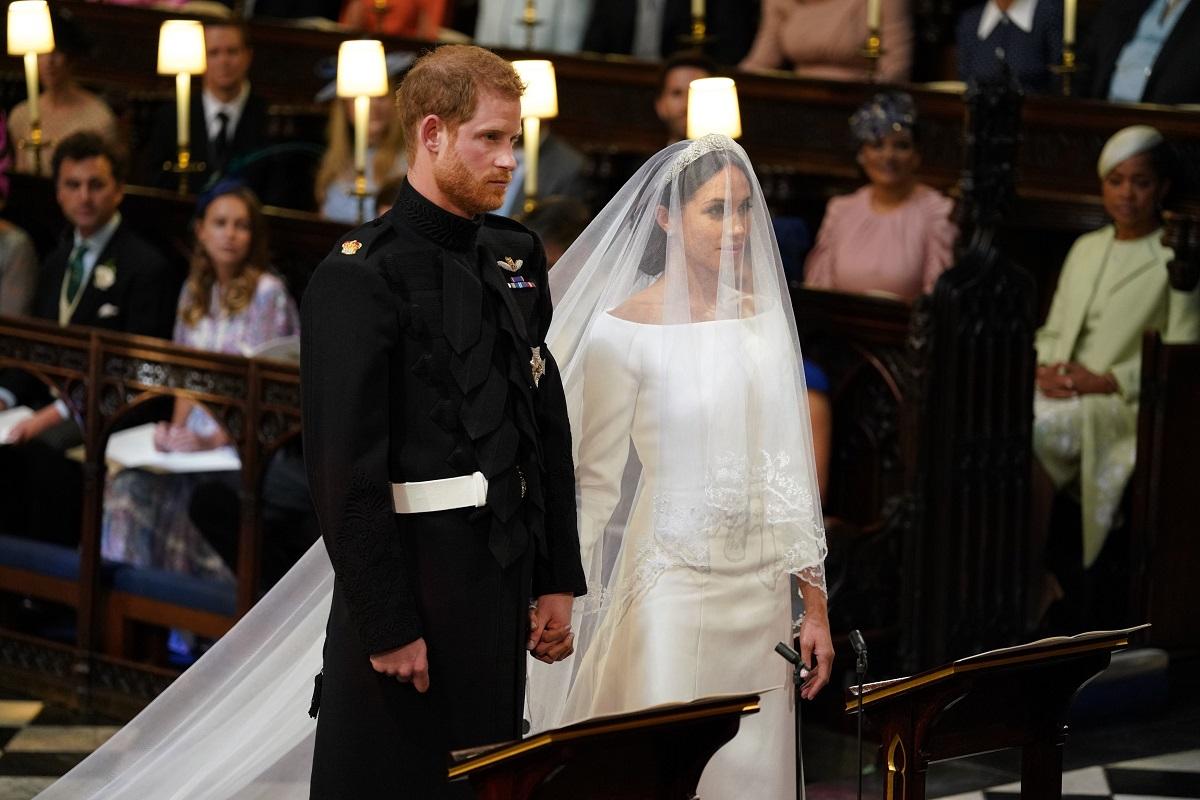 Książę Harry i Meghan Markle - zdjęcie 4