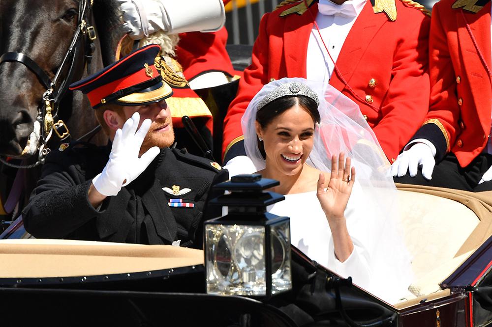 Książę Harry i Meghan Markle - zdjęcie 5