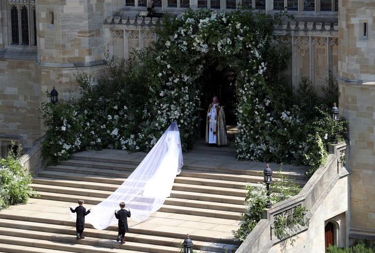 Książę Harry i Meghan Markle - zdjęcie 9