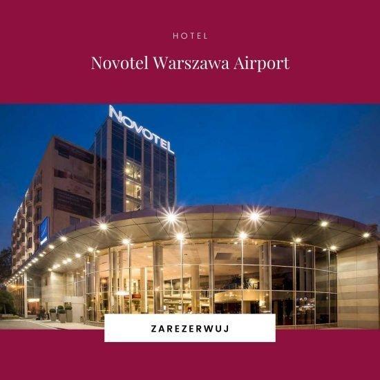Hotel Warszawa Novotel