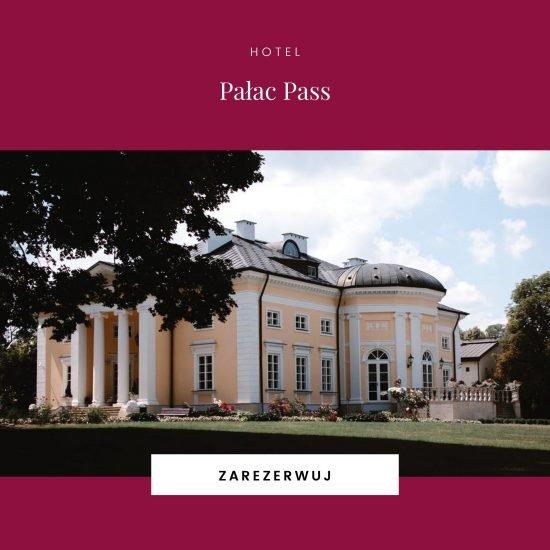 Hotel Warszawa Pałac Pass