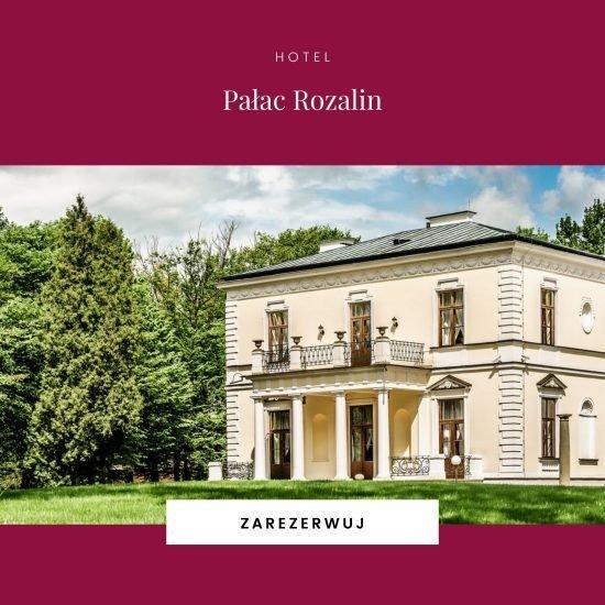 Hotel Warszawa Pałac Rozalin