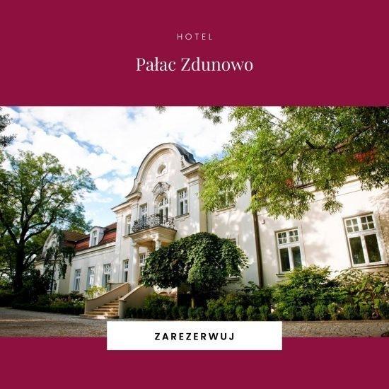 Hotel Warszawa Pałac Zdunowo