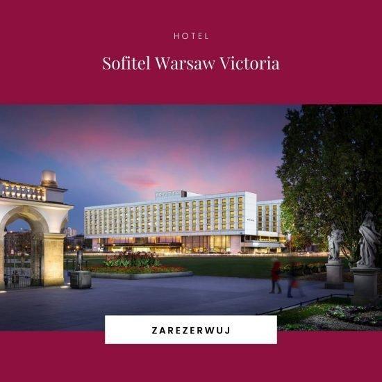 Hotel Warszawa Sofitel Warsaw Victoria