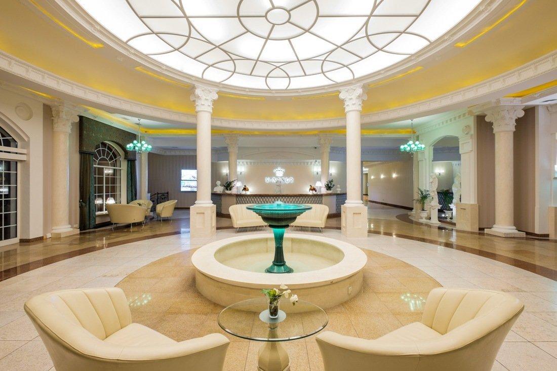 Hotel Windsor - recepcja