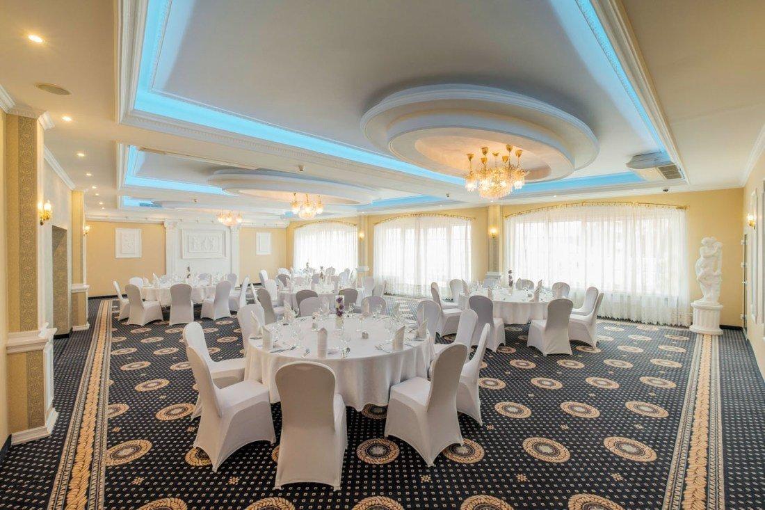 Hotel Windsor - przyjęcie