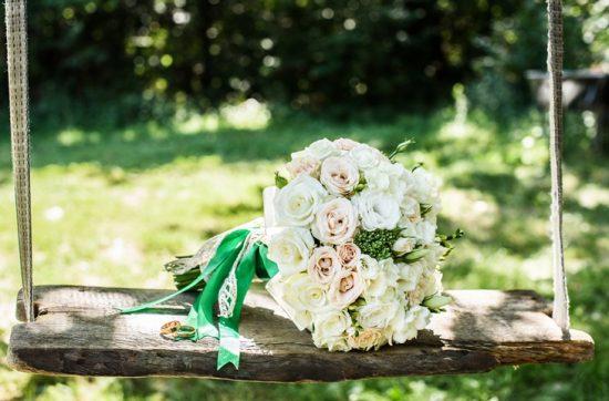 Huśtawka na weselu - zdjęcie 3