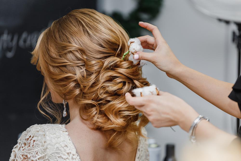 Idealna fryzura ślubna - zdjęcie 2