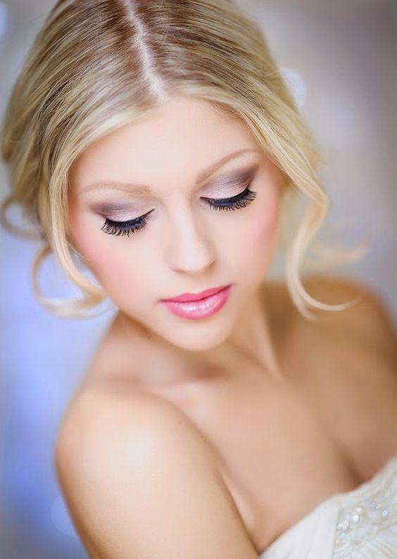 Makijaż Dla Blondynek Zdjęcie 25 Weddingpl
