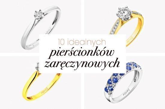 idealny pierścionek zaręczynowy - zdjęcie 1