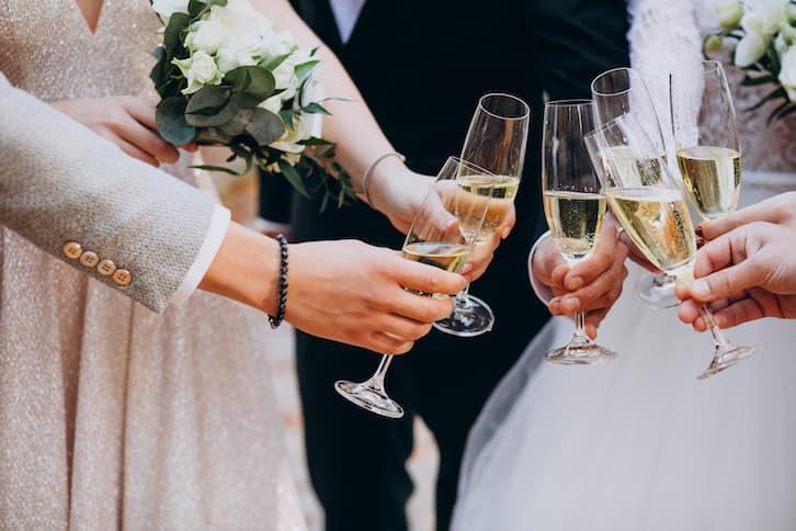 ile dać na wesele goście weselni