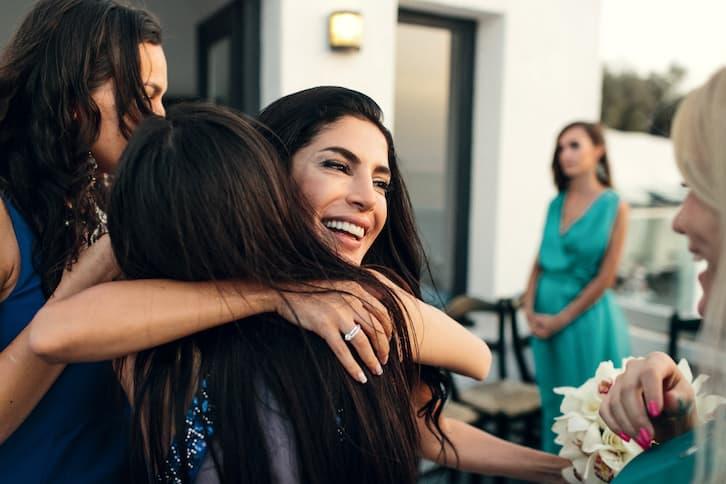 goście weselni życzenia ślubne