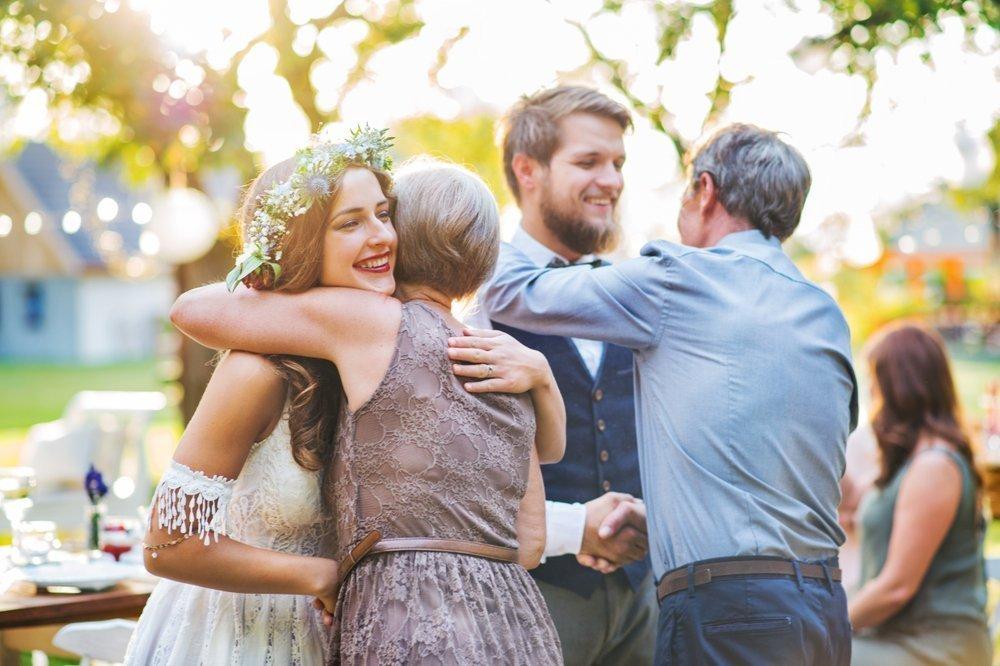 pomysł na prezent dla Rodziców - ślub