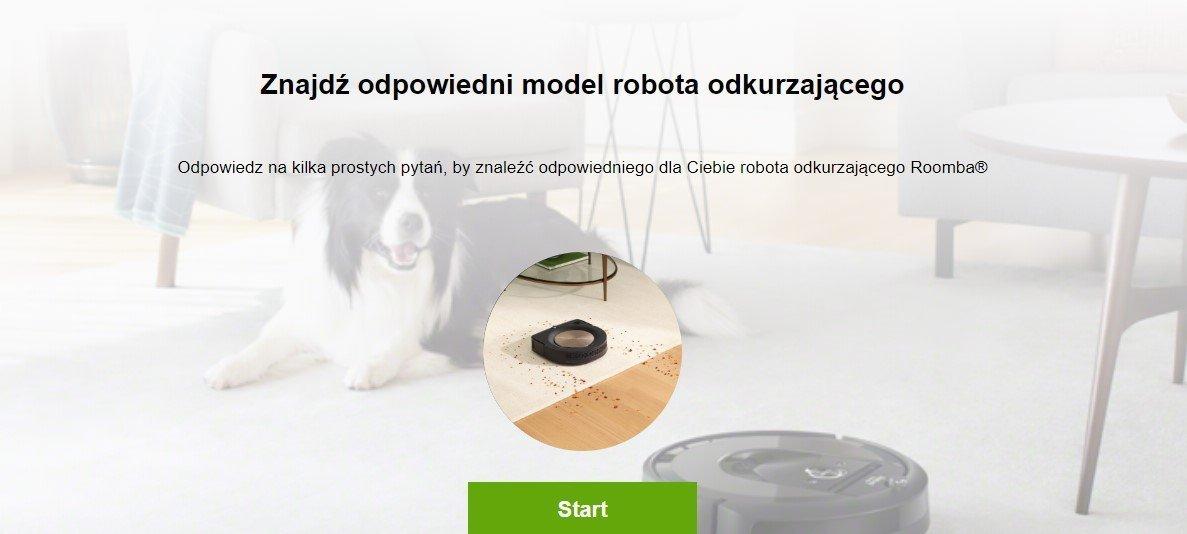 jak wybrać iRobot Roomba