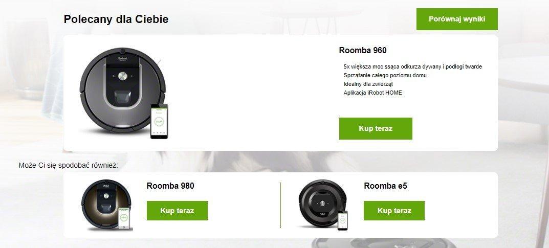 Ankieta iRobot Roomba