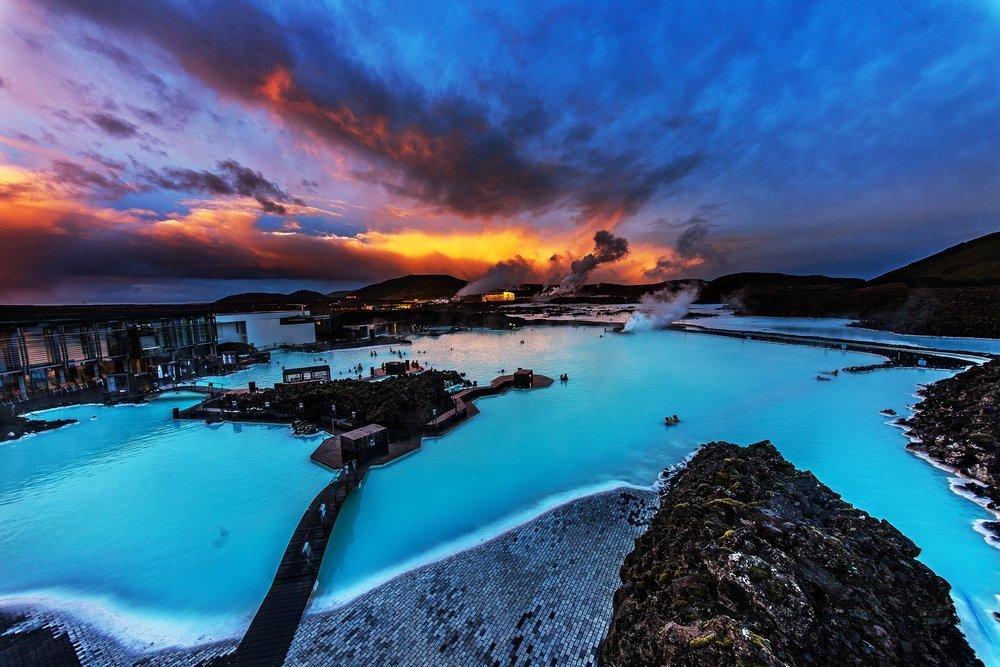Podróż poślubna - Islandia, Błękitna Laguna