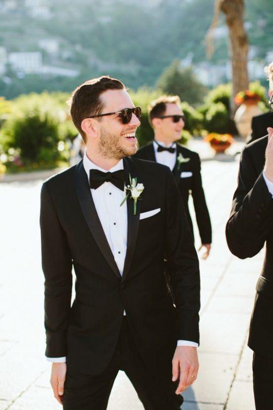 jak dobrać garnitur do sukni ślubnej kolor koszuli