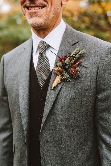 garnitur dla pana młodego