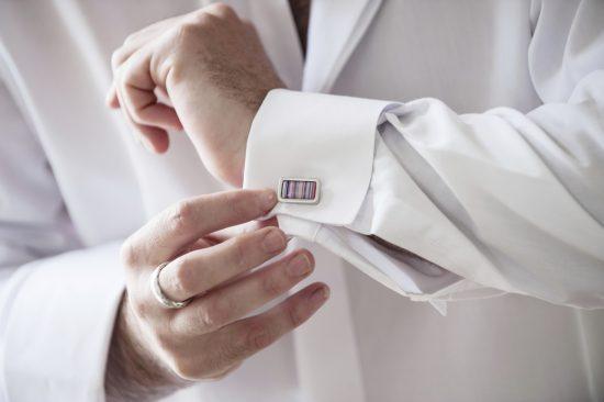 Jak dobrać spinki do mankietów koszuli ślubnej? - zdjęcie 10