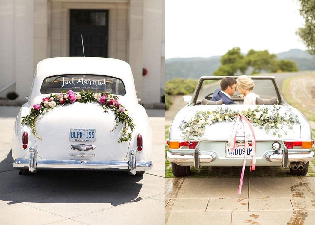 Jak oszczędnie zorganizować ślub i wesele - samochód - zdjęcie 4