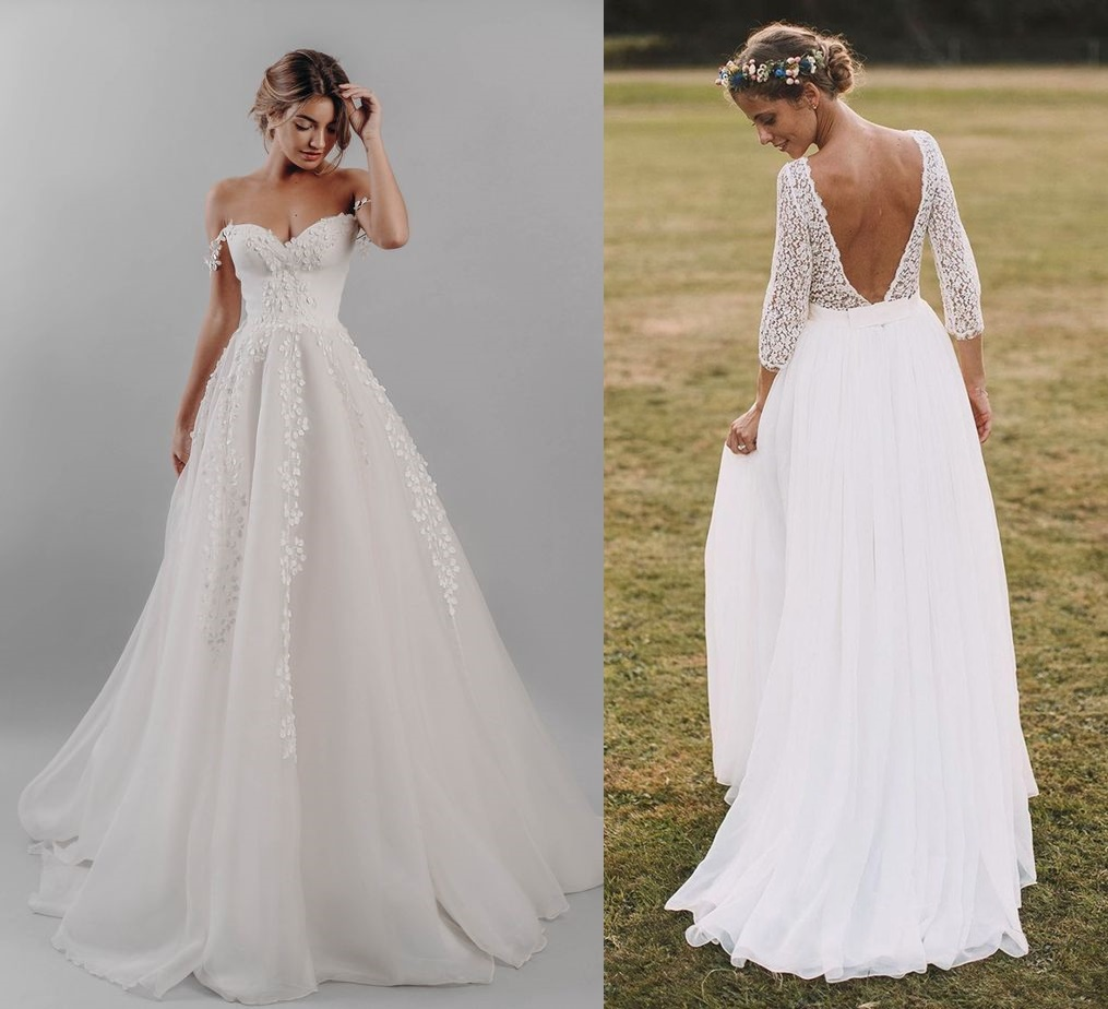 Jak oszczędnie zorganizować ślub i wesele - suknia - zdjęcie 1