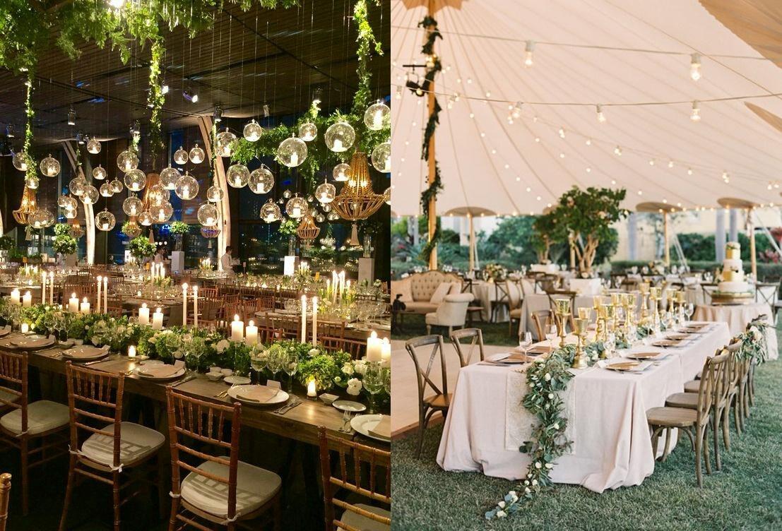 Jak oszczędnie zorganizować ślub i wesele - sala weselna - zdjęcie 2