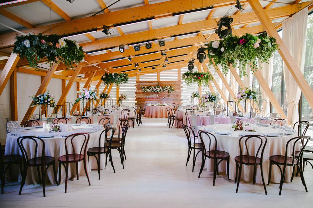 samodzielne dekorowanie sali weselnej - zdjęcie 1