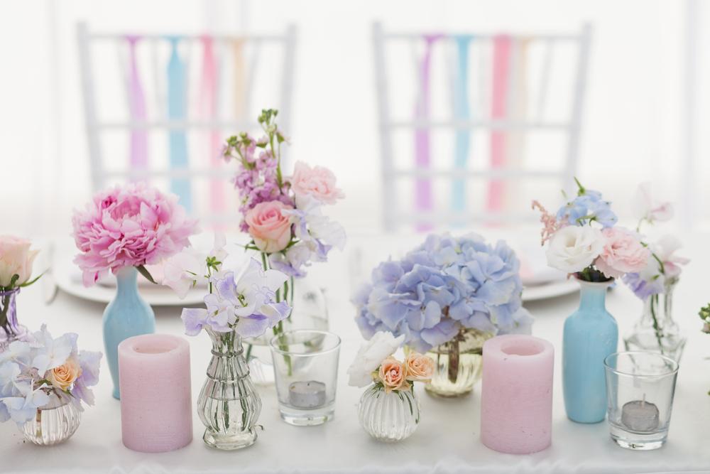 samodzielne dekorowanie sali weselnej - zdjęcie 3