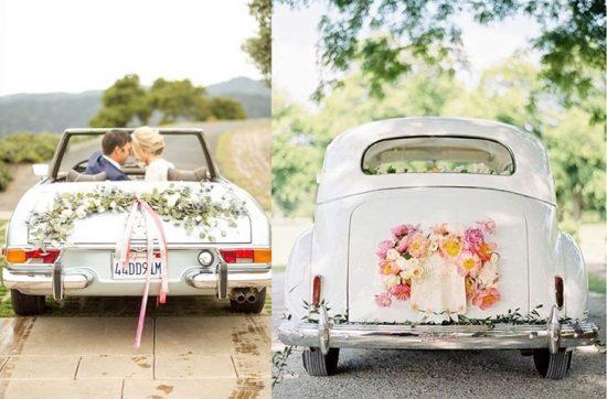 Jak samodzielnie udekorować samochód na ślub - zdjęcie 6