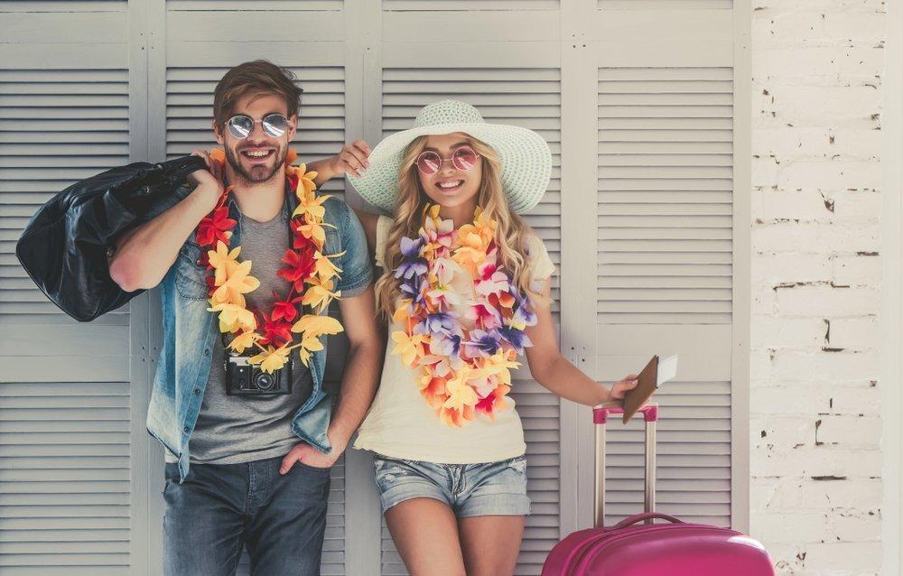 Jak zorganizować podróż poślubną - pakowanie