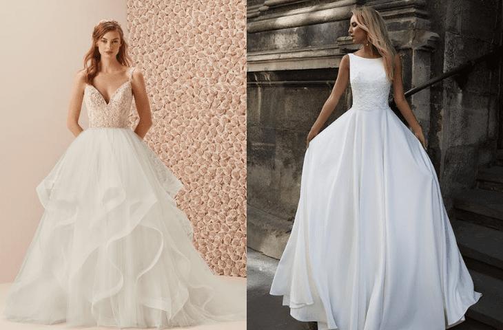 suknia ślubna - quiz