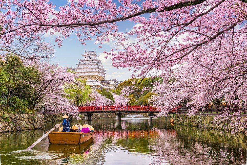 Podróż poślubna - Japonia