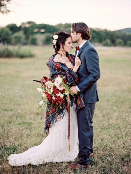 Jesienne dekoracje weselne – Panna Młoda